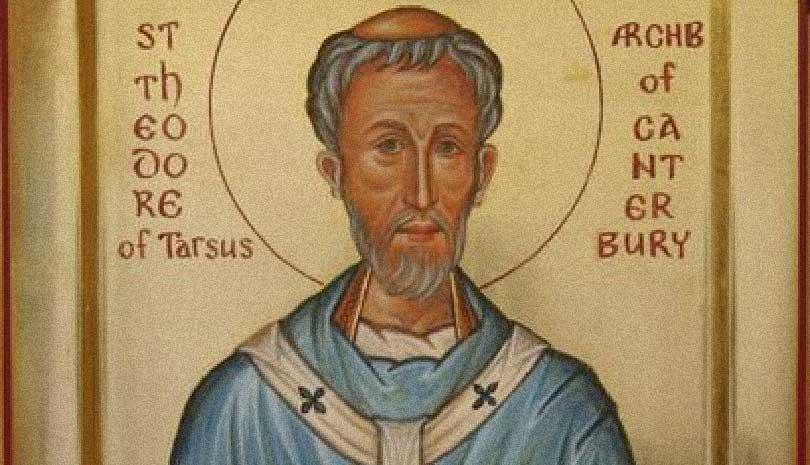 Εορτολόγιο 2020 | 19 Σεπτεμβρίου Άγιος Θεόδωρος εκ Ταρσού Αρχιεπίσκοπος Καντουαρίας