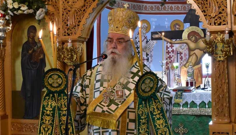 Ο Αρχιμανδρίτης Νικόλαος Γιαννουσάς για τις τελευταίες ώρες του Μητροπολίτη Καστορίας