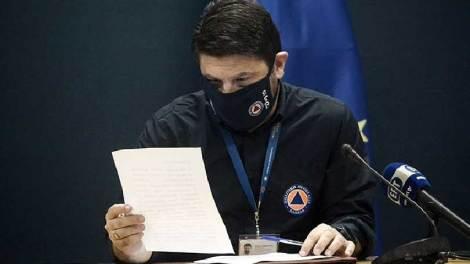 Νίκος Χαρδαλιάς: Παρατείνεται το σκληρό lockdown σε 5 περιοχές