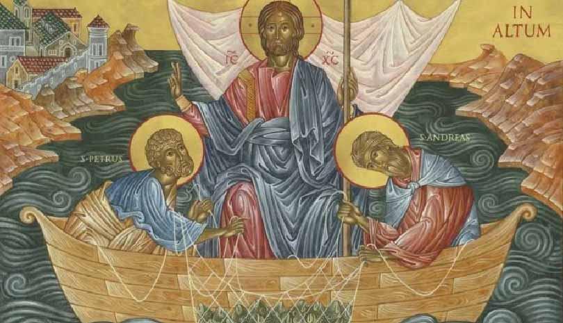 Κυριακή Α' Λουκά - Πρωτοπρεσβύτερος Βασίλειος Γιαννακόπουλος