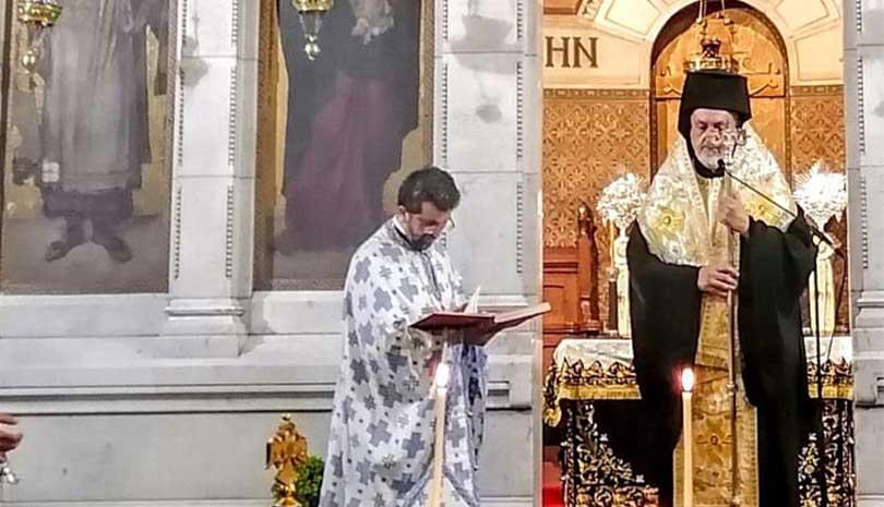 Μητροπολίτης Γαλλίας Εμμανουήλ: «Οι πατέρες της Εκκλησίας μας διδάσκουν να έχουμε μνήμη θανάτου» | ΕΚΚΛΗΣΙΑ | Μητροπολίτης Γαλλίας Εμμανουήλ | Εκκλησία | ΕΚΚΛΗΣΙΑ | Ορθοδοξία | online