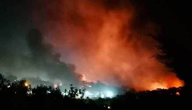 Μυτιλήνη: Τι συνέβη στο ΚΥΤ της Μόριας - ΒΙΝΤΕΟ & ΦΩΤΟ