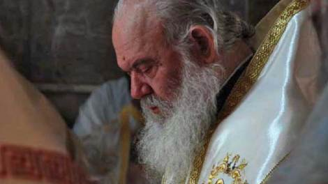 Αρχιεπίσκοπος Ιερώνυμος: Με ανοιχτές εκκλησίες τα Θεοφάνεια