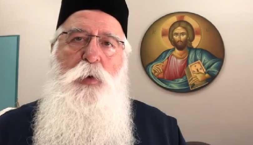 Ο Μητροπολίτης Δημητριάδος Ιγνάτιος για όσους επαναφέρουν στον δημόσιο διάλογο το θέμα της Θείας Κοινωνίας