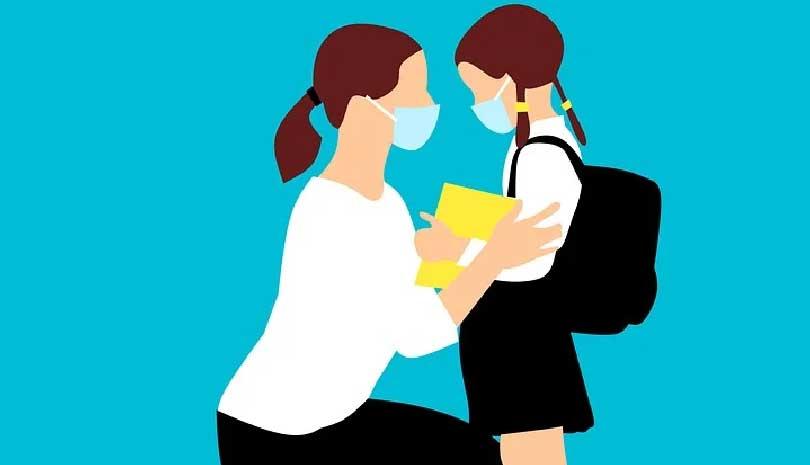 Παγώνη – Βόβολης: Debate στον ΑΝΤ1 για την χρήση μάσκας στα σχολεία
