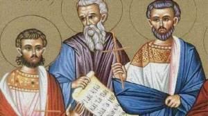 14 Οκτωβρίου   Σήμερα γιορτάζουν οι Άγιοι Ναζάριος, Προτάσιος, Γερβάσιος και Κέλσιος - Εορτολόγιο 2020