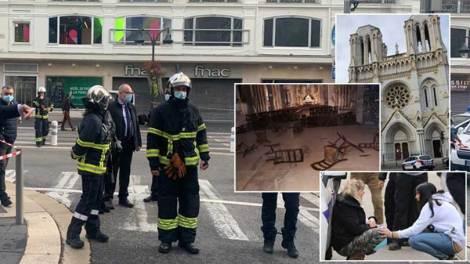 Γαλλία: Απανωτές επιθέσεις τζιχαντιστών - Νεκροί και τραυματίες