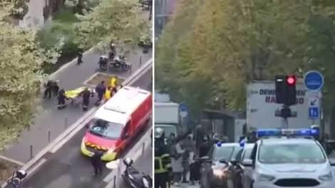 Γαλλία: Τι λέει ο ιερέας του ορθόδοξου ναού κοντά στον τόπο της αιματηρής επίθεσης