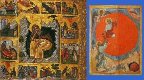 Γιατί ο Προφήτης Ηλίας απεικονίζεται με ένα κοράκι; - Αρχιμανδρίτης Αθανάσιος Μυτιληναίος