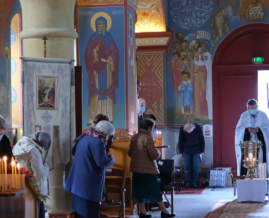 Η Πανήγυρις της Ι. Μονής Αγίας Σκέπης Μπουσί | ΕΚΚΛΗΣΙΑ | Ορθοδοξία | orthodoxia.online | Πανήγυρις | Ι.Μ. Γαλλίας | ΕΚΚΛΗΣΙΑ | Ορθοδοξία | orthodoxia.online