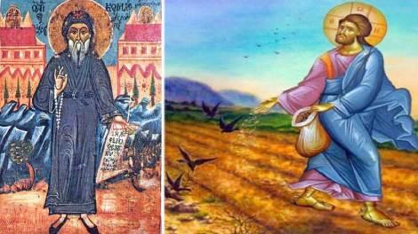 Κυριακή Δ΄ Λουκά: Διδαχή εις την παραβολή του σπορέως Άγιος Κοσμάς ο Αιτωλός