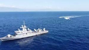 Ναυτική «ασπίδα» γύρω από το Καστελόριζο - Έτοιμοι για όλα δηλώνουν οι νησιώτες