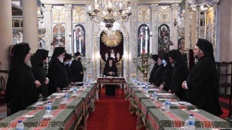Οικουμενικό Πατριαρχείο: Η Αγία και Ιερά Σύνοδος για τις εξελίξεις στην Αρχιεπισκοπή ΑμερικήςΟικουμενικό Πατριαρχείο: Η Αγία και Ιερά Σύνοδος για τις εξελίξεις στην Αρχιεπισκοπή Αμερικής