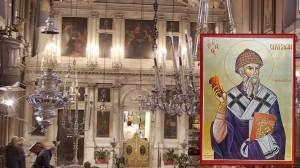 ΖΩΝΤΑΝΗ ΜΕΤΑΔΟΣΗ - ΑΓΙΟΣ ΣΠΥΡΙΔΩΝΑΣ ΚΕΡΚΥΡΑ - Αρχιερατική Θεία Λειτουργία