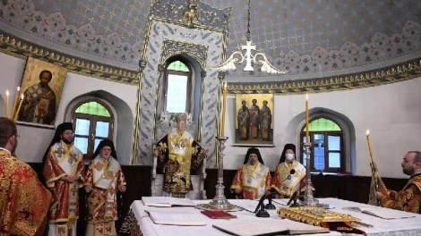 Χριστούγεννα στο Οικουμενικό Πατριαρχείο