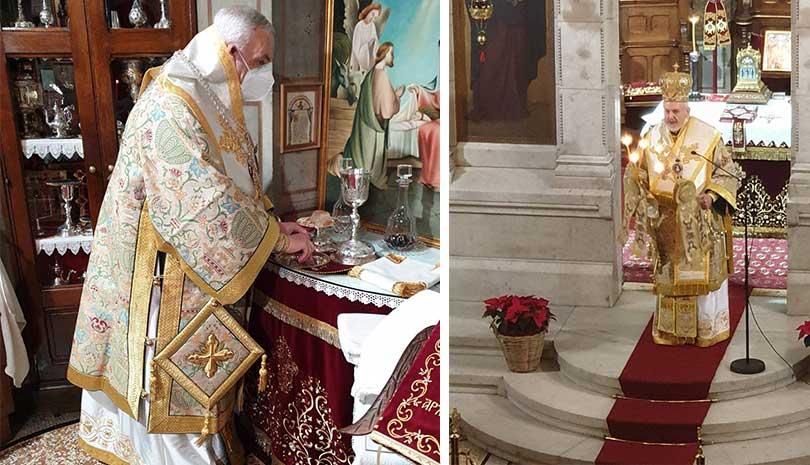 """Γαλλίας Εμμανουήλ: """"Ο Χριστός ήρθε να μας απελευθερώσει από τη θρησκεία"""""""