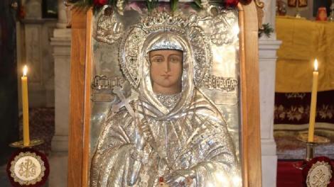 Η εορτή της Αγίας Βαρβάρας στην Ι.Μ. Σύρου | Εορτή | Ι.Μ. Σύρου | Εορτή | Εορτή | Ορθοδοξία | online