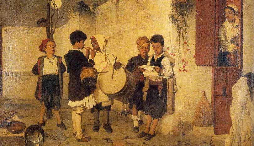Κάλαντα Χριστουγέννων: Εκκλησιαστική Ιστορία & Λαογραφία