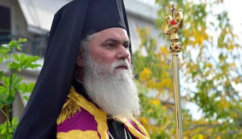 Ο Καλαβρύτων Ιερώνυμος για θαύμα της Παναγίας στο Καλλιμανοπούλειο