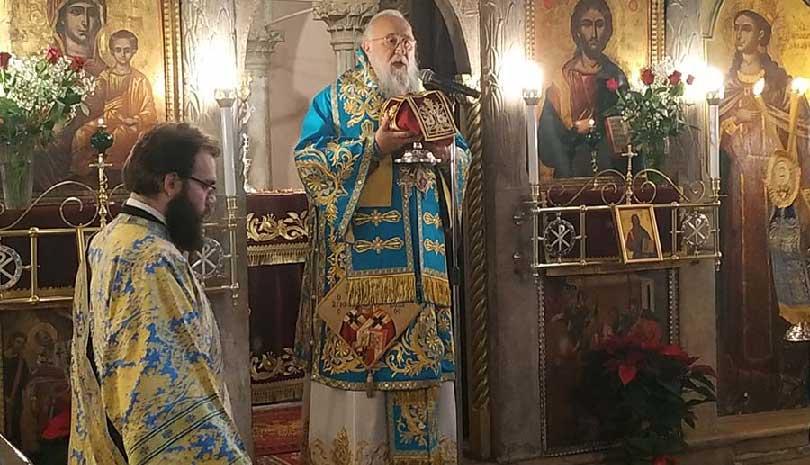 """Κερκύρας Νεκτάριος: """"Οι άρχοντες δεν αντέχουν την θέα της πίστης"""""""