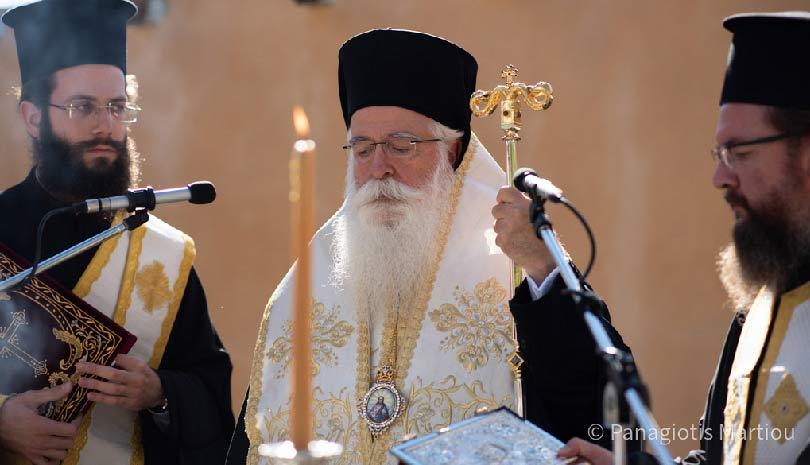 Μητροπολίτης Δημητριάδος Ιγνάτιος: Διαφορετικά αλλά όχι μαύρα τα φετινά Χριστούγεννα