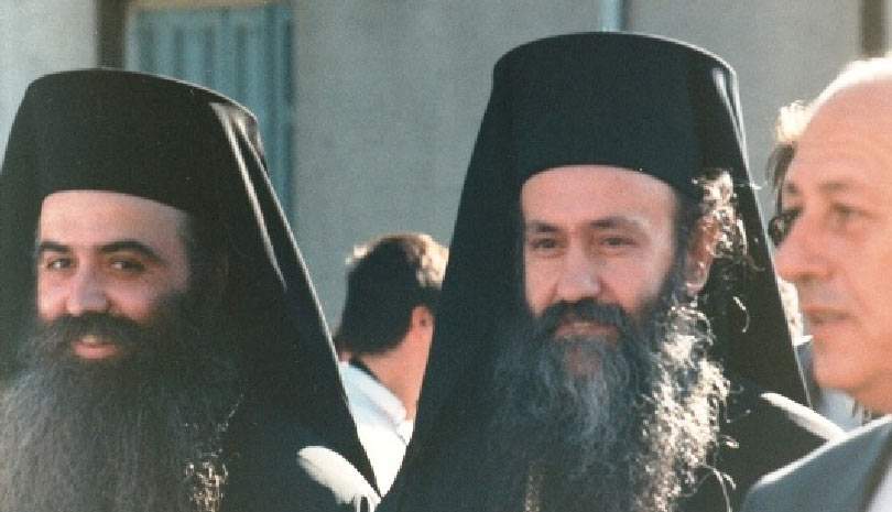 Ο μακαριστός Καστορίας Σεραφείμ, ο φιλάγιος φίλος μου