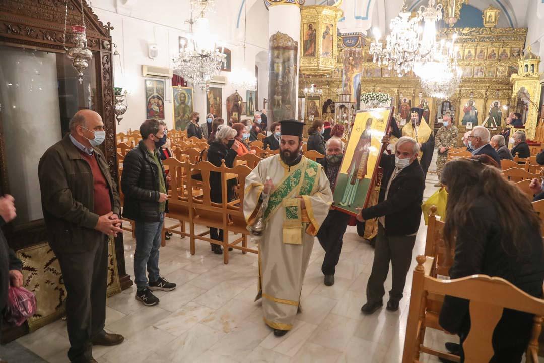 Πανηγυρικός Εσπερινός Αγίου Σάββα του Ηγιασμένου | ΕΚΚΛΗΣΙΑ | Πανηγυρικός Εσπερινός | Αγίου Σάββα | ΕΚΚΛΗΣΙΑ | orthodoxia.online