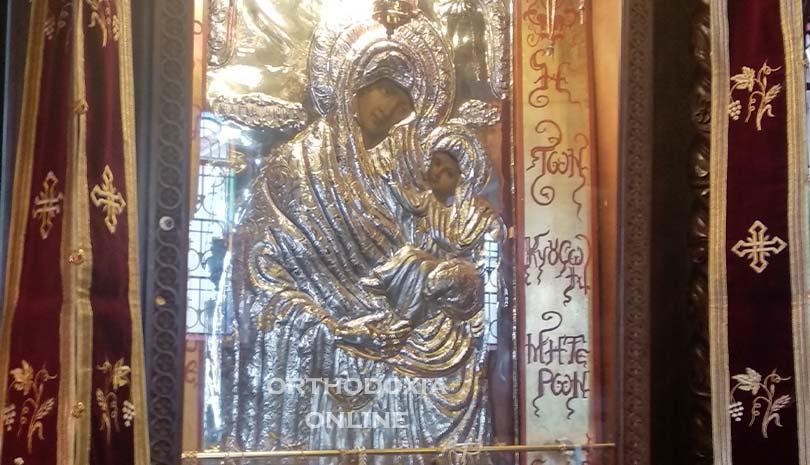 Το θαύμα με το Ιερό Λείψανο της Αγίας Άννης
