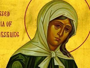 Την Κυριακή 24 Ιανουαρίου 2021 γιορτάζει η Οσία Ξένη η Διά Χριστόν Σαλή