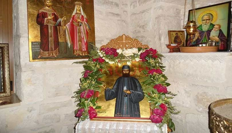 Το μαρτύριο του Αγίου Εφραίμ της Νέας Μάκρης
