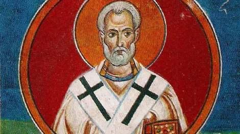 Ο άγιος ασκητής Μακεδόνιος