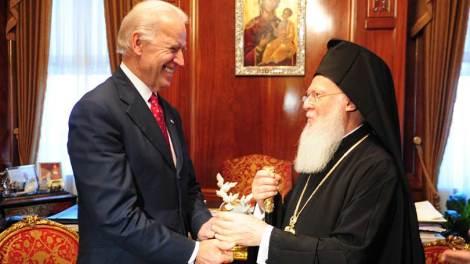Το Οικουμενικό Πατριαρχείο συγχαίρει τον νέο Πρόεδρο των ΗΠΑ