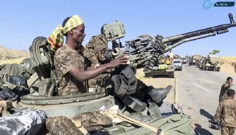 Διεθνής Αμνηστία: Ο στρατός της Ερυθραίας σκότωσε εκατοντάδες αμάχους στην Τιγκράι