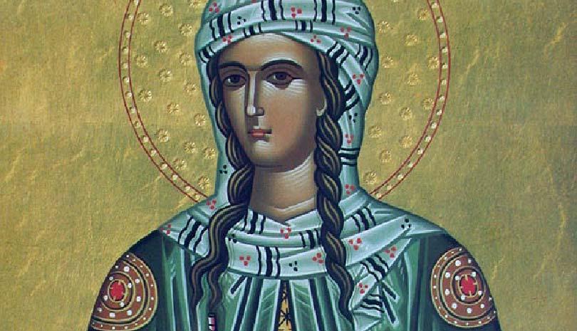 Εορτολόγιο 2021: Γιορτή σήμερα 26 Φεβρουαρίου Αγία Φωτεινή η Μεγαλομάρτυς η Σαμαρείτιδα