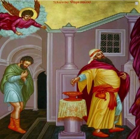 †Μητροπολίτης Καστορίας Σεραφείμ: Το δικαίωμα | Κήρυγμα | κυριακη τελωνου και φαρισαιου | ιστ λουκα | Κήρυγμα | orthodoxia.online