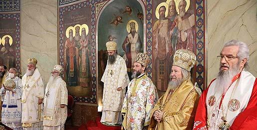 Ενθρονίστηκε ο Πατριάρχης Σερβίας Πορφύριος | ΕΚΚΛΗΣΙΑ | πατριαρχησ σερβιασ | ενθρόνιση | ΕΚΚΛΗΣΙΑ | Ορθοδοξία | online