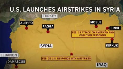 Οι ΗΠΑ επιστρέφουν στη Συρία