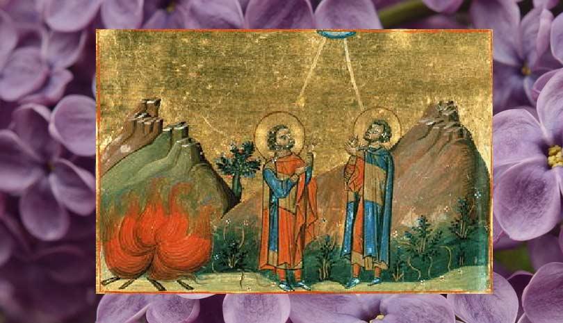 Σήμερα 19 Φεβρουαρίου γιορτάζουν οι Όσιοι Ευγένιος και Μακάριος οι Ομολογητές