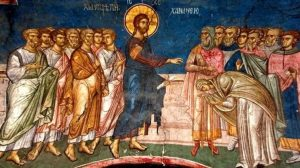 Το κήρυγμα της Κυριακής ΙΖ Ματθαίου