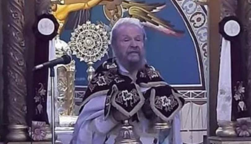 Εκοιμήθη ο π. Αναστάσιος Νικολάου