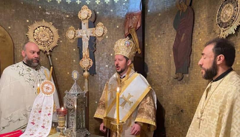 Ενθρόνιση νέου Μητροπολίτου Ισπανίας και Πορτογαλίας κ. Βησσαρίωνος