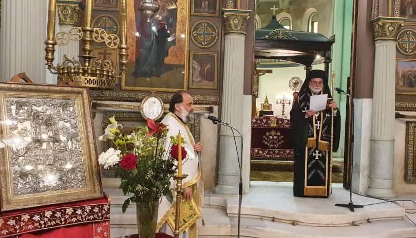 Η Ελληνική Κοινότητα Καΐρου τίμησε ευεργέτες και δωρητές