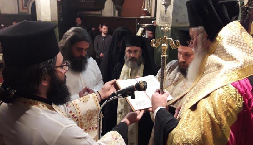 Κουρά μοναχού στην Μονή Ταξιαρχών | orthodoxia.online | κουρα μοναχου | Κουρά μοναχού | ΕΚΚΛΗΣΙΑ | orthodoxia.online