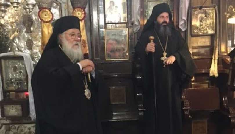 Νέος ηγούμενος της Ιεράς Μονής Υπεραγίας Θεοτόκου Παλαιοκαστριτίσσης