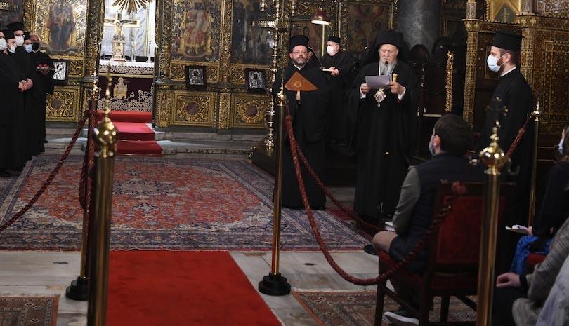 Ο Οικουμενικός Πατριάρχης για την αυτοκεφαλία της Ουκρανίας