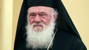 Δήλωση για εμβόλιο και θεωρίες συνωμοσίας έκανε ο Αρχιεπίσκοπος Ιερώνυμος