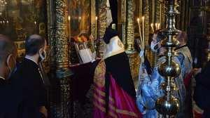 Ο Ακάθιστος Ύμνος στο Οικουμενικό Πατριαρχείο