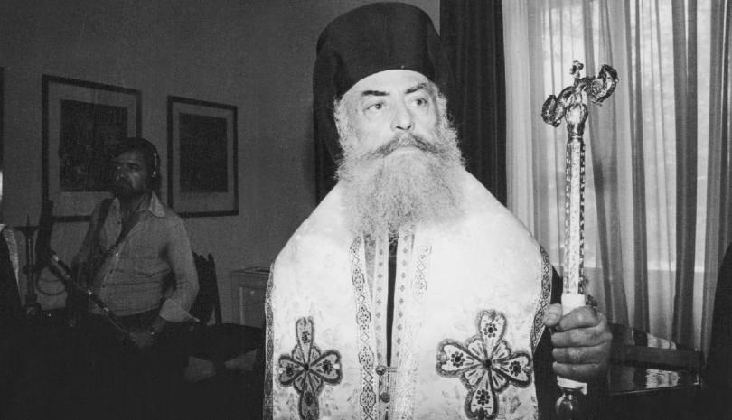 Ο μακαριστός Αρχιεπίσκοπος Σεραφείμ και ο Άγιος Πορφύριος
