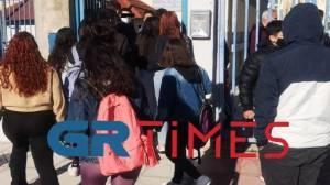 Παρέμβαση εισαγγελέα και σύλληψη μητέρας μαθητή στο 1ο ΓΕΛ Ευόσμου