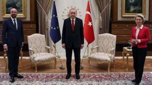 Προσβολή της Ούρσουλα Φον ντερ Λάιεν από Ερντογάν